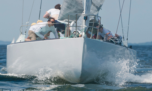 12 Metre Intrepid Racing in Newport, RI