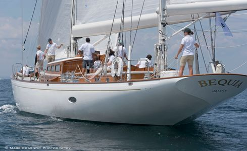 Bequia at the Candy Store Cup