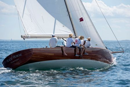 W-Class Yacht Race Horse in Marblehead, MA