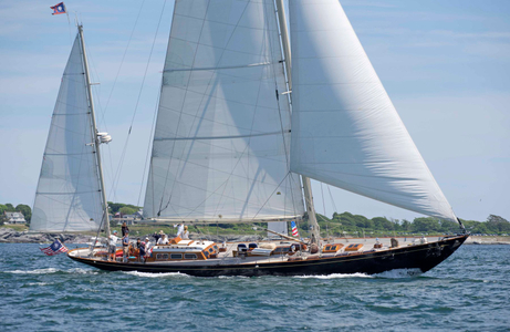 Bolero Out and About at the Newport to Bermuda Start 2016