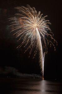 Fireworks photography art print