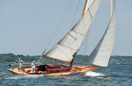 Chips - Starling Burgess Design Racing in Newport, RI