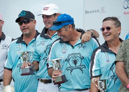 Polo Greats Receive Awards in Welllington FL