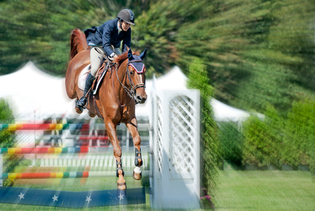 Putnam Jumper Classic Event with effects