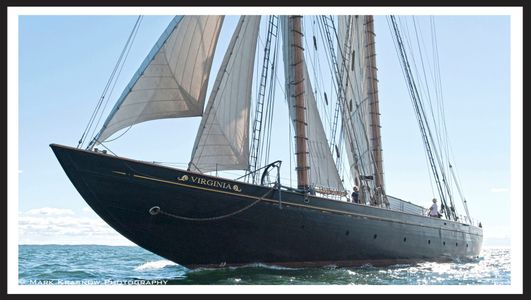 Schooner Virginia of Norfolk, Virginia
