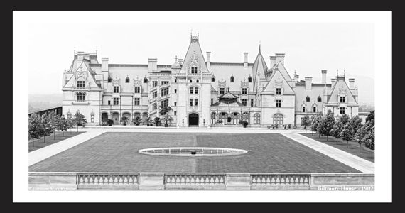 Biltmore House - 1902