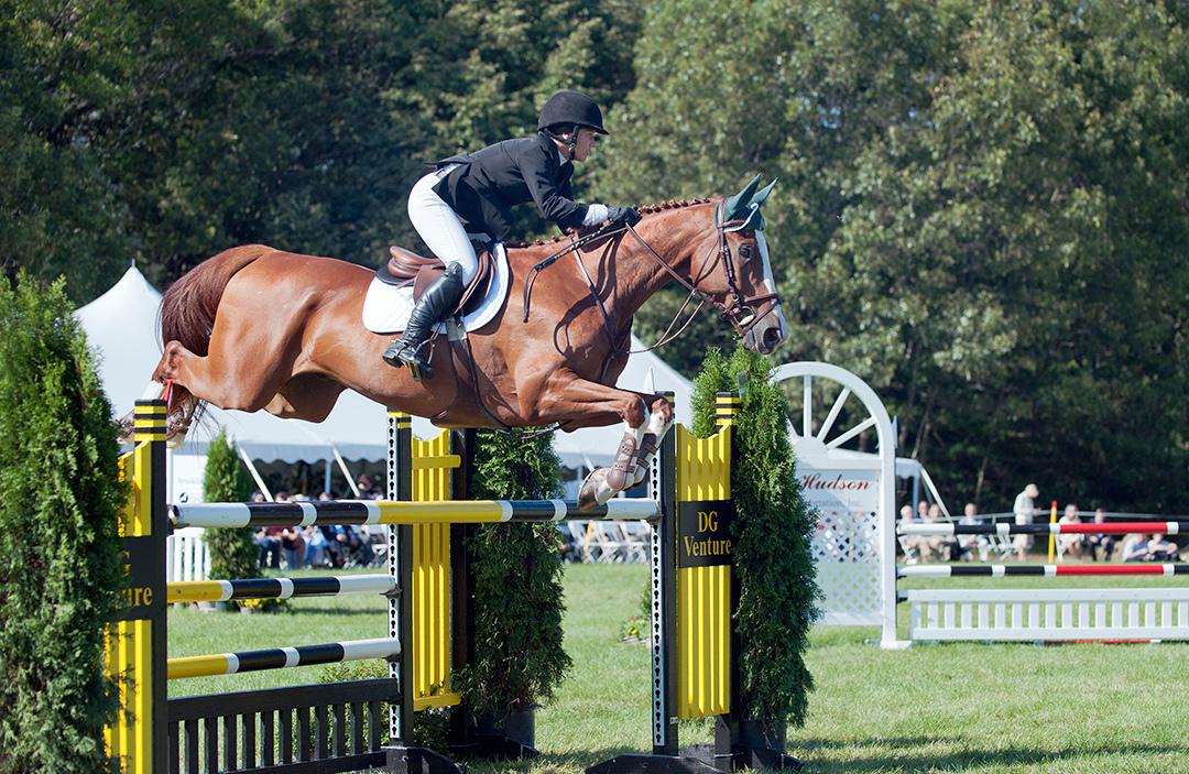 Putnam Jumper Classic Event 2011