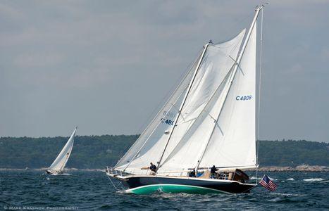 Light Reign Cherubini Yacht in Gloucester, MA