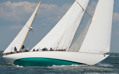 Black Watch Racing at th NYYC Classic Regatta  in Newport, RI
