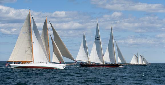 Schooner Summerwind and the Spirit of Bermuda Racing in Gloucester
