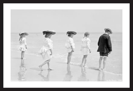 A Day at the Beach -1900