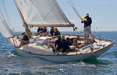 Neith at the Corinthian Classic Regatta