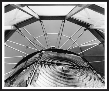 Lighthouse Lens & structure