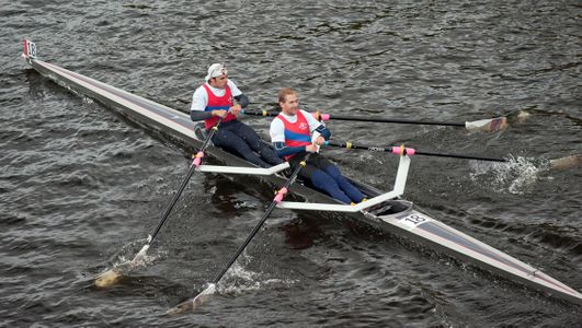 Head of the Charles Rowing Regatta, Boston, MA