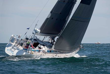 Ruse at the Newport to Bermuda Start 2016