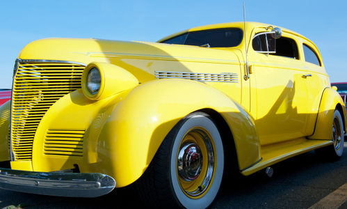 Chevy Master Deluxe Classic Car photography art print