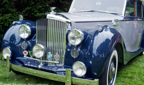 Bentley Classic Car