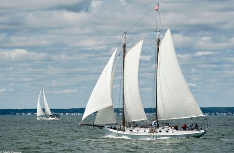 Schooner Festival in Connecticut