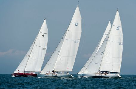 12 Metre Yachts at the Opera House Cup 2015 - Nantucket, MA