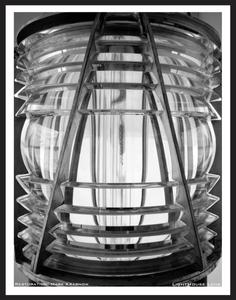 Lighthouse Lens - Maine
