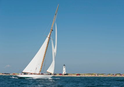Spartan NY 50 - Herreshoff Design Opera House Cup