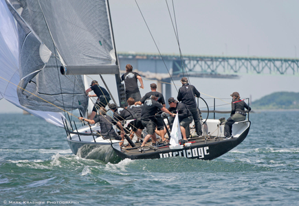 Interlodge at the NYYC 161st Annual Regatta - Newport, RI
