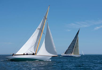 Neith and 12 Metre Valiant