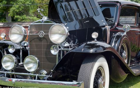 La Salle Vintage Classic Car