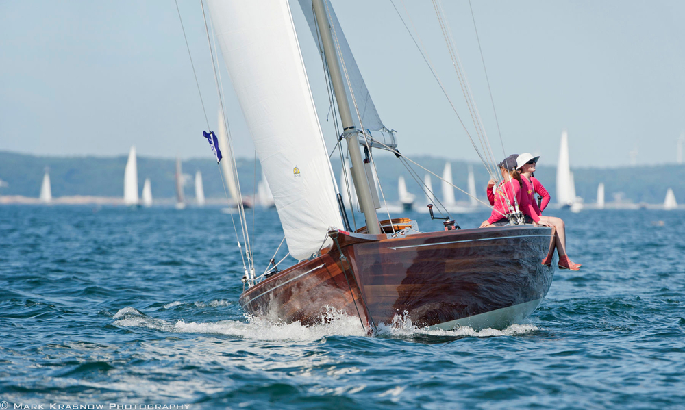 Race Horse at the Corinthian Classic Regatta