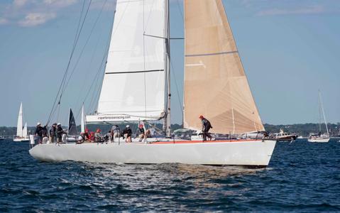 Spartan Ocean Racing at the Newport to Bermuda Start 2016