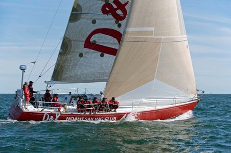 Noah's Sailing Club at the Newport to Bermuda Start 2016