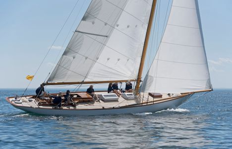 Neith at the Corinthian Classic Regatta Marblehead, MA