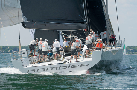 Rambler Racing at theNYYC 161st Annual Regatta - Newport, RI