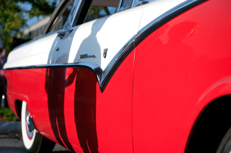 Ford Classic Car photography art print