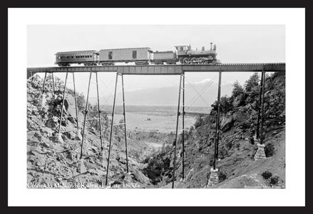 Colorado Midlands Railroad - Late 1800's
