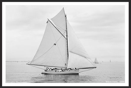 Vintage Sailing and Sailboats - Restoration art prints