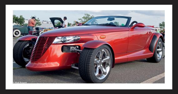 Prowler Sports Car
