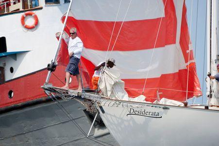 Desiderata before the Start in Antigua 2016