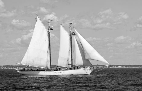 Schooner Spirit of Masachusetts
