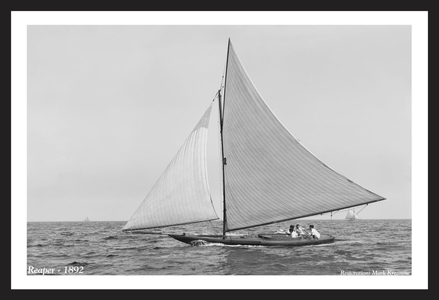 The Finest Collection of Restored Vintage Sailboat art prints