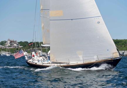 Off Castle Hill Inn - Newport to Bermuda Start 2016