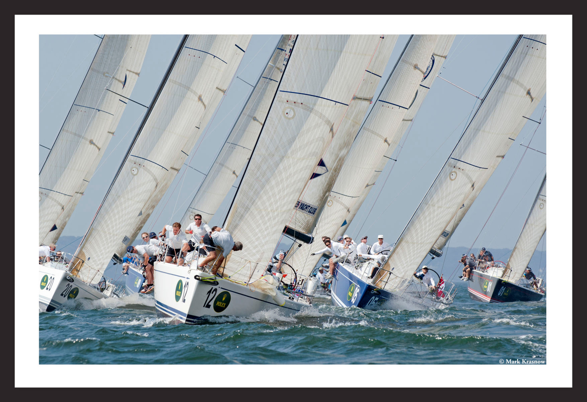 New York Yacht Club Invitational Newport, RI -Rolex