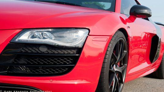 Audi Sports Car A8