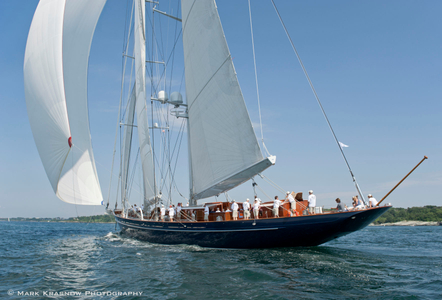 Royal Huisman Meteor at the Candy Store Cup 2016