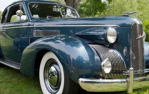 LaSalle Classic Car