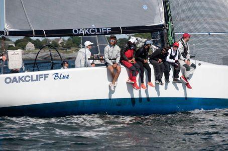 Oakcliff Blue at the Newport to Bermuda Start 2016