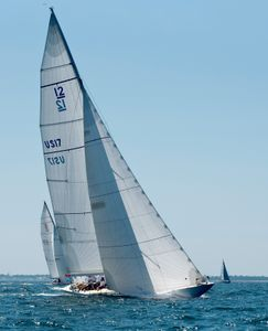 12 Metre Weatherly at the Opera House Cup 2017