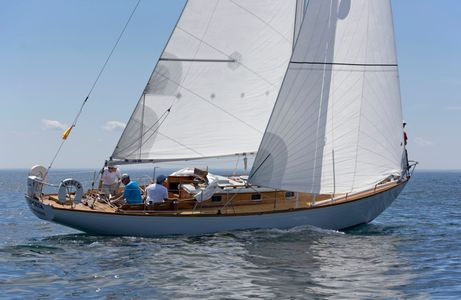 Taygeta Racing at the Corinthian Classic in Marblehead, MA