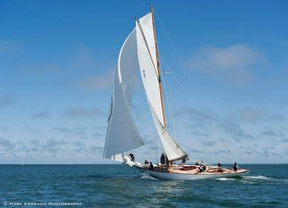 Marilee at The Opera House Cup - Nantucket, MA  2016