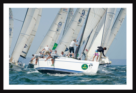 Swan 42's - New York Yacht Club Invitational in Newport, RI